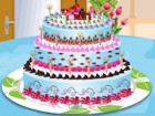 Cake boss is a nice cake decorating game. Choose various toppings and design yo