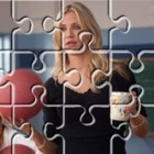 Cameron Diaz is a popular actress. In this puzzle game you have to complete thr