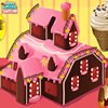 If you are the princess of the candy kingdom, what is your dream mansion? Lets