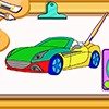 Play our latest coloring game and color different cars with lovely colors.