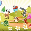 Cartoon Animal Escape finding all the clues and objects carefully hidden.