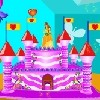 In this game you can decorate the most beautiful cake! It's a castle cake with