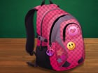 Go back to school in style! Design your very own backpack to reflect your amazi