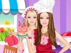 It might sound surprizing, but one of Barbie's hobbies is cooking. Barbie has b