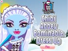 Abbey is known as the tough ghoul at Monster High. Abbey has light blue skin an