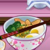 Chef Barbie is back with an asian flare. Create a tasty Ramen soup using delici
