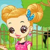 Dad and mom will take Gill to the zoo on Children's Day. Gill loves animals and