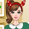 Would you help this lovely teen girl put together that Christmassy cute look th