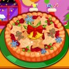 This recipe shows kids how to make a sweet pie during christmas holidays. Merry