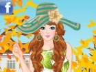 We are proud to bring you our latest dressup game: Floral Dresses. Select from