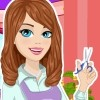 Clean Up The Hair Salon 3 is a game in which there are 4 standard levels and a