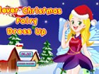Christmas is coming, most girls always wanna dress them in fairies. Look at the