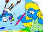 Do you still remember the cute and clever Smurf...
