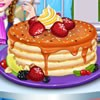 Pancakes are delicious and children likes to  eat it very much. Today we have a