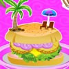 Hawaiian Burgers are delicious and looking cool. You can cook Hawaiian Burgers