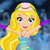 Marrie is more crazy about Ballet Dance. Today she preparing for her best Dance