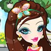 This cute girl loves Bratz dolls and she loves to dress up like a bratz doll. C