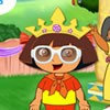 Join the weekend party of Dora and her family, everyone of her family is ready