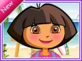This Cute Dora Want Cute Makeup!. Please do it soon.