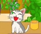 Hey folks! It's a new skill games for you, a cute hungry cat is waiting for yo