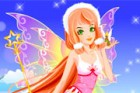 Each flower fairy lives in their chosen flower or tree. This cute fairy adores