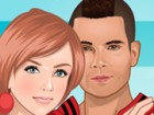 Puck Puckerman is ready to find a new girlfriend! See if you are his type. Make