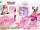 in this cool decorating game you can decorate Katy Perry's fan room.