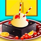In this great cooking game we will mix two delicious components, ice cream and