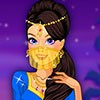 Desert Nights is a fashion game about Arabic dresses. You can dress up our cute
