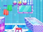 Have fun designing your very own bathroom with various colors, furniture and ac
