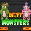 Here are two dirty monsters; they always want t...