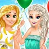 Disney Princess BFFS Spree is a fantastic dress up game featuring some lavishly