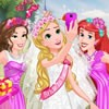 Dress up Disney Princesses , Ariel , Cinderella...