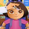 Dora and Diego have decided to go to the eye cl...