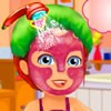Dora has a new group of friends, each with unique personalities and interests. Meet Kate! She loves to sing, dance, act, and grab the spotlight whenever she can! She loves to make her own stories. Play dressupgamesite.com exclusive game Dora and Friends Kate and give a facial make up to her. First give her a facial care with colorfull fruit masks.Then make up her and dress up her. Have Fun!