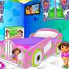 Dora and her family has moved into their new ho...