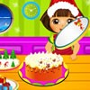 Dora is getting ready for chritmas celebrations. She decided to cook a deliciou