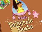 Dora has been invited to a party at the king's castle and for this party she ha