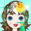 Cute girl dora needs a complete make up. Play our latest dora game and give dor