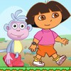 Face of danger, Dora never fear, let's help Dor...