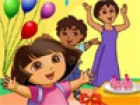 Hi kids, let's 2013 with you favorite girl Dora the explorer. Let's join with D