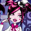 Check out Draculaura's collection of chic polk...
