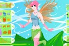 Fun new dress up game – fantasy fairy dress up.
