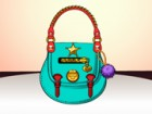 Let's customize your own purse would you? Play with many accessories, colors, j