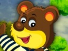In this dress-up game you will get the chance of fully customizing a nice bear