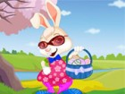 Dress up this super cute Easter bunny. You can make the Easter bunny an adorabl
