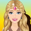 Play this game and find the beauty secret of our Egyptian Princess. You will ha