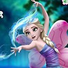 Help the ice princess in this Elsa Fairy Tale game where she would like to look