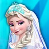 Help the ice princess in this Elsa wedding makeover game  where she would like to look her very best. Change her hair and clothing 