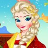 Princess Elsa is very close to all Disney princesses. She is best friend of Cin